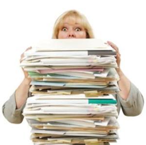 No more paper Tax Returns  - please....!
