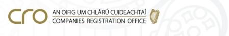 Companies Registration Office Annual Return