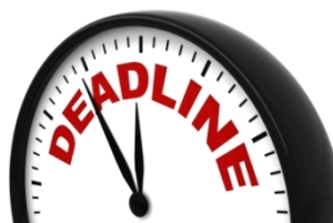 Pay & File Deadline 12 November 2015