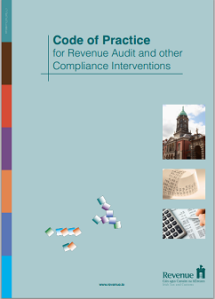 Code of Practice for Revenue Audit 2014