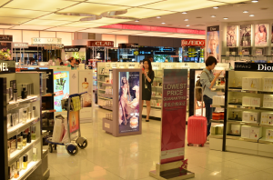 Airport Retailers Win on VAT